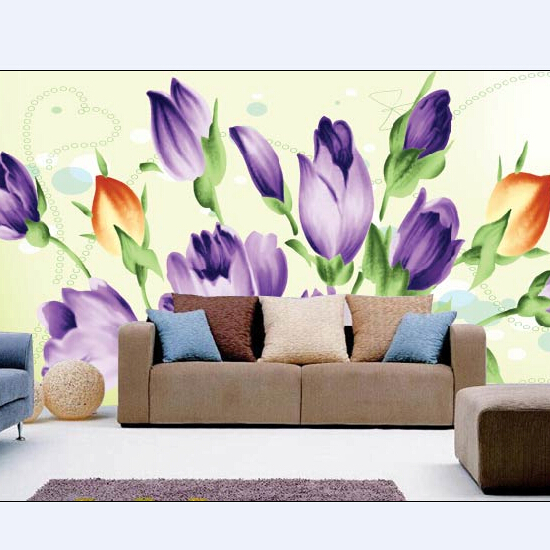 Textile Fabric Wallpaper Home Decoration