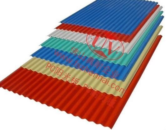 The Best Choice Factory Directly Color Coated Corrugated Roofing Sheet