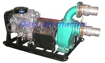 The Diesel Engine Driven Marine Water Pump