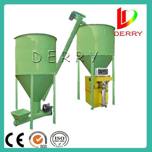 The Latest Vertical Cement Sand Powder Mixer Machine On Sale
