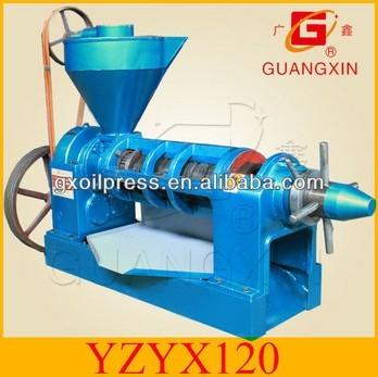 The Model Yzyx120 Spiral Oil Press