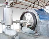 The Newest Waste Rubber Oil Refining Environmental Protection Equipment