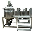The Series Of Paste Cream Homogenizing_machine