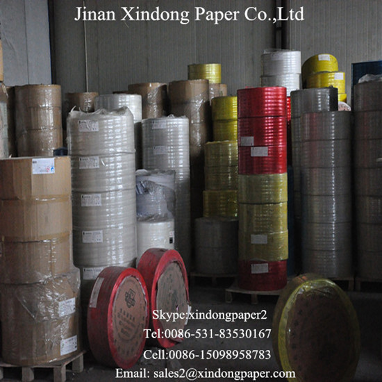Thermal Jumbo Roll From China Manufacture
