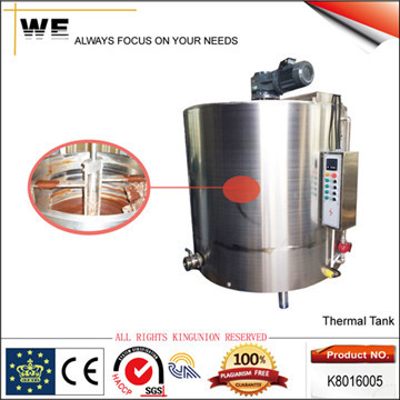 Thermal Tank For Chocolate Making