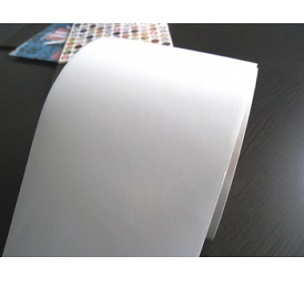Thermal Transfer Glossy White Polypropylene Label