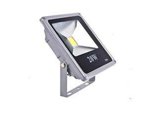 Thin Led Flood Light 20w Waterproof Ip66