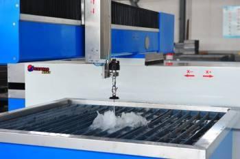 Three Axis Waterjet Cutting Machine