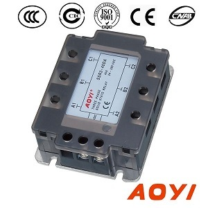 Three Phase Solid State 600v Relay Ssr3 40da
