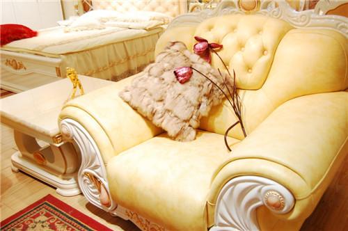 Tibet Mongolian Genuine Fur Chair Cushion Cover