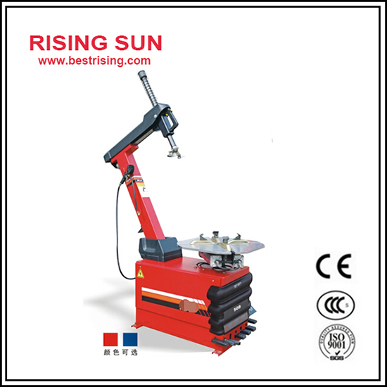 Tilt Back Used Tire Fitting Machine
