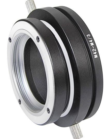 Tilt M42 Screw Lens To Micro 4 3 Adapter