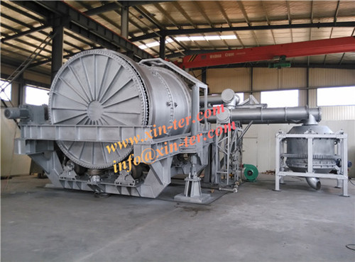 Tilting Rotary Furnace Trf