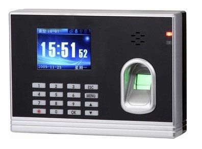 Time And Attendance Fingerprint Biometric Clock Systems Ko M8