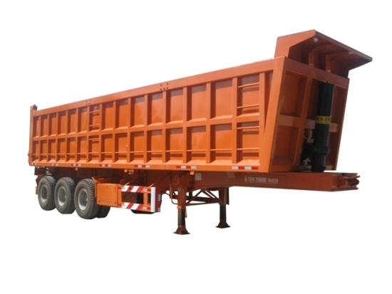 Tipping Trailer A33 Tp 02