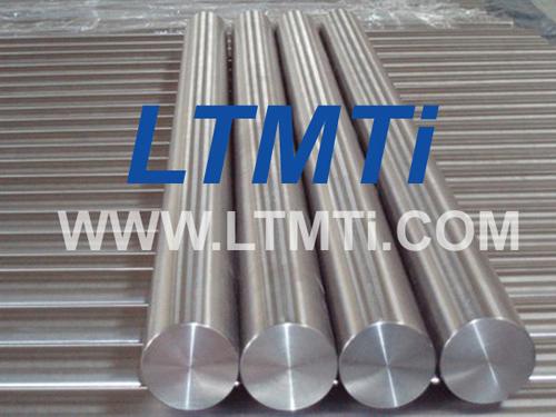 Titanium Bar And Rod