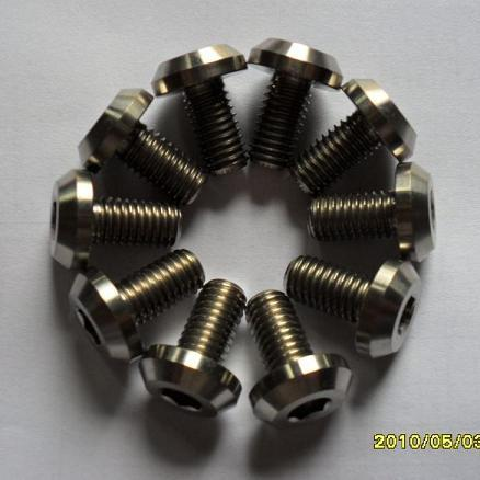 Titanium Bolts Nuts And Screws