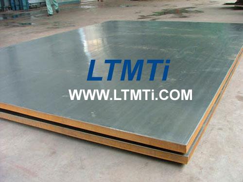 Titanium Clad Material