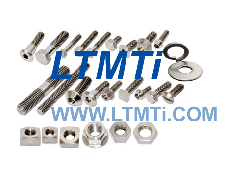 Titanium Fasteners Screw Bolt Nut