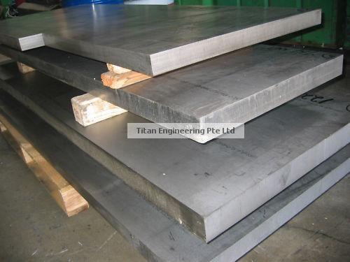 Titanium Metal Alloy
