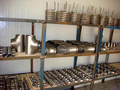 Titanium Pipe Fittings Low Price