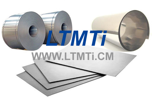 Titanium Plate Sheet Foil Coil