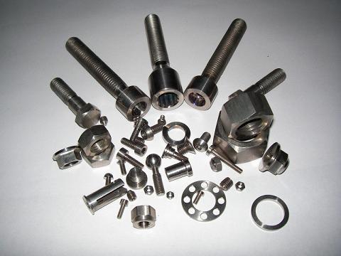 Titanium Standard Parts Low Price