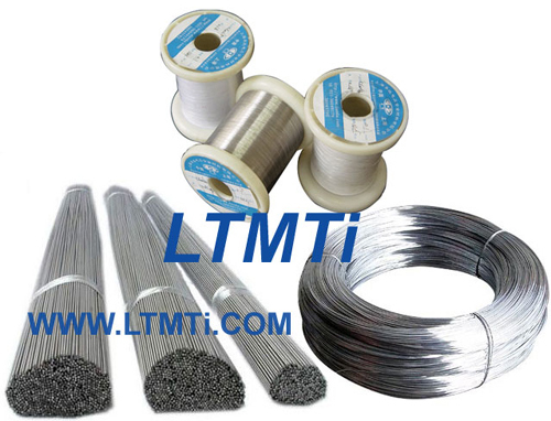 Titanium Wire And Welded