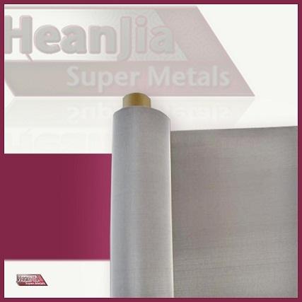 Corrosion Resistant Alloys Titanium Wire Mesh