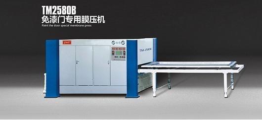 Tm 2580b Paint Free Door Special Membrane Press