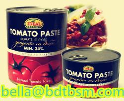 Tomato Paste Brix28 30 70g 4500g