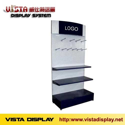 Tooling Display Rack Floor Stand