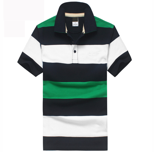 Top Quality 100 Cotton Yarn Dyed Polo Shrt For Men