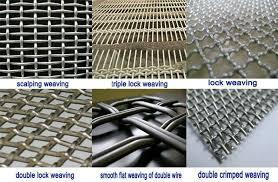 Top Quality Crimped Wire Mesh