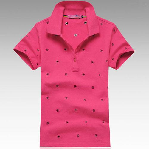 Top Quality Customized 100 Cotton Fashion Polo Shirt