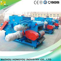 Top Quality Full Automatic Drum Bamboo Chipping Machine Wholesale