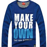 Top Quality Mens Customized Printing T Shirt