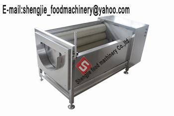 Top Quality Turnip Washing Machine Ginger Chinese Yam Washer Sweet Potato T