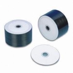 Top Quality White Inkjet Printable Blank Dvd R 4 7gb Up To 8x 120munites Pl