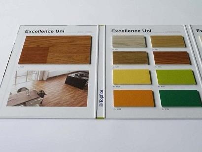 Topflor Excellence Uni Foam Backed Sheet Vinyl