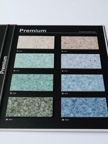 Topflor Premium Homogeneous Vinyl
