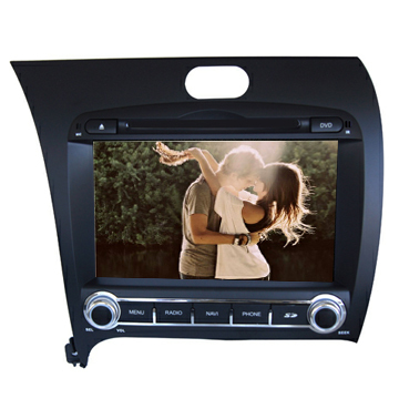 Touch Screen Car Dvd Player Wholesale Specially For Kia Cerato K3 Forte 201