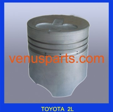 Toyota 3b Truck Parts Piston 13101 58011 78020