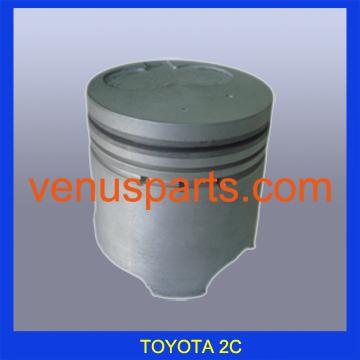 Toyota Engine 2e Ee80 Parts Piston 13101 11050