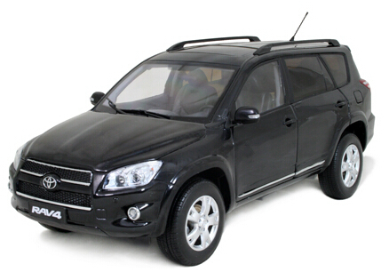 Toyota Rav4 2013 Diecast Car Models Collectable Scale Hobby By Paudi