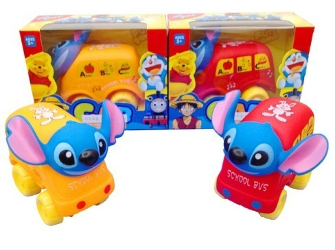 Toys Slush Cartoon Car