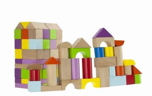 Tp110003 Wd Blocks 101pcs