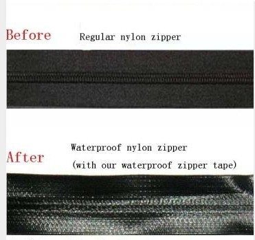 Tpu Waterproof Zipper Tape