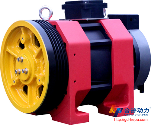 Traction Machine For Home Elevator