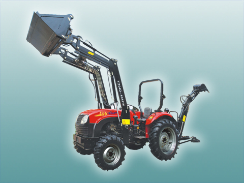 Tractor Loader For Small Farm